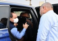 EGYPT PRESIDENT VISIT ROAD PROJECTS IN CAIRO