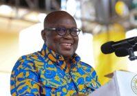 GHANA PRESIDENT INAUGURATE DVLA COMPLEX