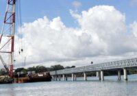 KENHA SAY FLOATING BRIDGE WILL BE READY BY DECEMBER