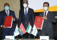 ANGOLA'S PORT OF LUANDA WILL RECEIVE USD 190 MILLION INVESTMENT FROM UAE
