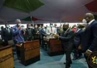 PRESIDENT AKUFO-ADDO MAKES BIG PROMISES IN SECOND TERM INAUGURAL SPEECH