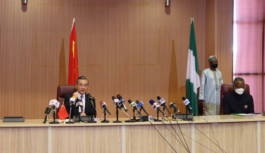 CHINA – AFRICA COOPERATION REMAINS STABLE – CHINESE STATE COUNCILOR REAFFIRMS