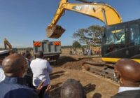 CONSTRUCTION OF NATIONAL POLICE LEADERSHIP ACADEMY COMMENCES IN KENYA