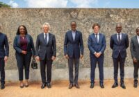 DUVAL GROUP VISIT RWANDA TO DISCUSS ONGOING INVESTMENT PROJECTS