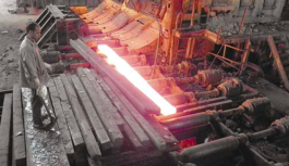 EMPLOYEES DEMAND GOV'T INTERVENTION AGAINST LIQUIDATION OF EGYPTIAN STEEL COMPANY