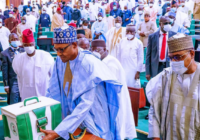 EXPERTS WORRY ABOUT NIGERIA'S PLAN TO FUND 2021 BUDGET WITH DEBT
