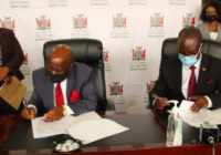 SMART ZAMBIA SIGNS MOU FOR IMPROVING ICT INFRASTRUCTURE