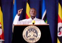 UGANDA'S YOWERI MUSEVENI CONTINUES AS ONE OF AFRICA'S LONGEST SERVING PRESIDENT