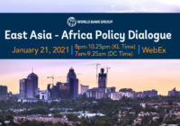 WEBINAR: EAST ASIA-AFRICA POLICY DIALOGUE