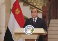 EGYPT'S PRESIDENT VISITS SUDAN TO DISCUSS GERD DAM DISPUTE