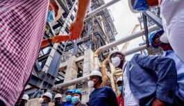 NIGERIA'S GOVERNMENT REINFORCE COMMITMENT TO LEKKI FREE TRADE ZONE
