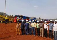 CHINESE-FUNDED SIERRA LEONE IRON ORE PROJECT COMMENCES FULL-SCALE OPERATION
