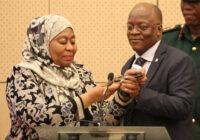 TANZANIA TO SWEAR IN FIRST FEMALE PRESIDENT FOLLOWING THE DEATH OF PRESIDENT JOHN MAGUFULI