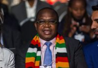 ZIMBABWE'S FINANCE MINISTER ENTICES INTERNATIONAL INVESTORS