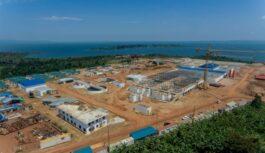 UGANDA'S KATOSI WATER TREATMENT PLANT NEARS COMPLETION