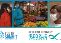 APPLICATIONS NOW OPEN FOR THE 'WORLD BANK YOUTH SUMMIT COMPETITION'
