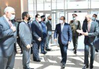 EGYPT'S PRESIDENT SISI IN PARIS FOR STRATEGIC HIGH-LEVEL MEETINGS