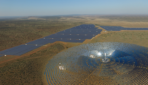 REDSTONE CONCENTRATED SOLAR POWER PROJECT BECOMES SOUTH AFRICA'S LARGEST RENEWABLE ENERGY INVESTMENT TO DATE