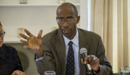 A FOREMOST RESEARCHER ON CAPITAL FLIGHT FROM AFRICA RECEIVES GLOBAL RECOGNITION