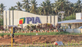 ARISE IIP DELIVERS TOGO'S FIRST INDUSTRIAL PLATFORM, PIA
