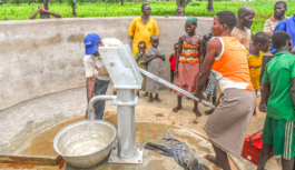TOGO AND VERGNET HYDRO SIGN DEAL TO BOOST ACCESS TO DRINKING WATER IN NORTHERN REGION