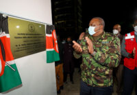PRESIDENT KENYATTA COMMISSIONS 5 NEW HOSPITALS IN NAIROBI