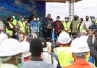 GOOD INFRASTRUCTURE KEY FOR KENYA'S PROGRESS, PRESIDENT KENYATTA REITERATES