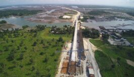 FIRST ROAD LINK BETWEEN BONNY ISLAND TO THE REST OF RIVERS STATE, NIGERIA