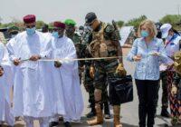 138KM LONG 'ZINDER-SORAZ-TANOUT' BITUMEN ROAD INAUGURATED IN NIGER